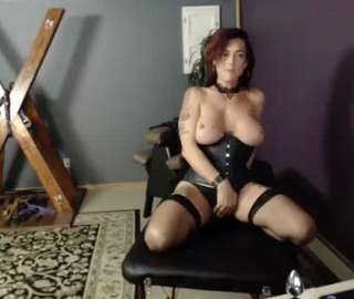 Euro Kinky Cam Shemale WildAmeliets Role Plays On Show