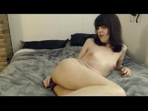 Emo Shemale Cam Girl Is A Kinky Slut