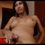 My Hot Asian Shemale Is Horny As Hell On Live Cam